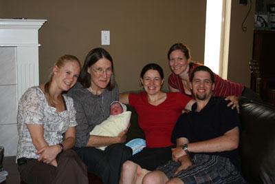 Birth-team-johanna