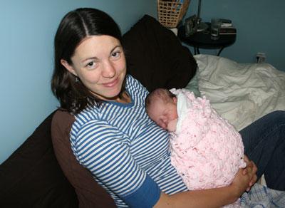 Me-holding--johanna-on-bed