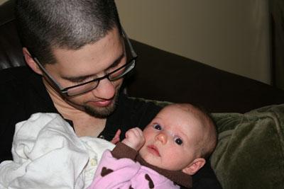 Daddy-holding-jojo-7-weeks